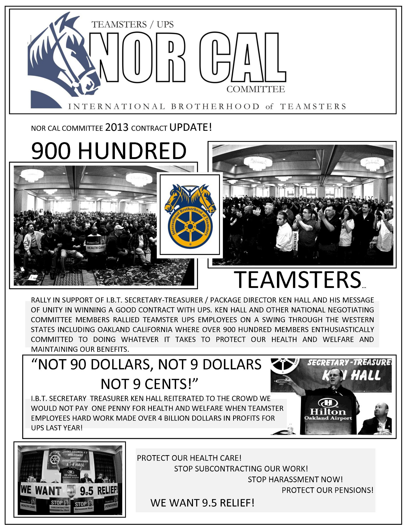 Teamsters Local 150